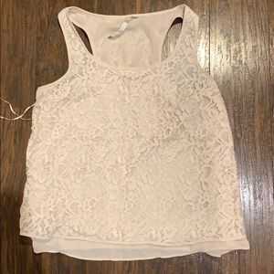 Lc lace tank top